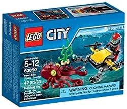 Lego City - 60090 - Jeu De Construction - L'explorateur Sous-marin