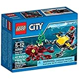 LEGO - City 60090 Scooter per Immersioni Subacquee