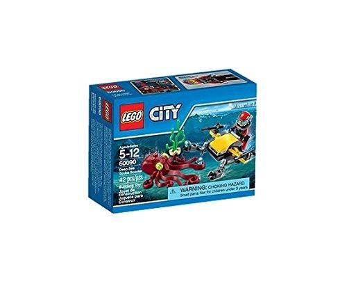 Lego 60090 Deep Sea Scuba Scooter - 1