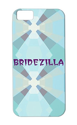Durable Purple For Iphone 5c Bridezilla Wedding, Hen Night, Bachelorette Party Wedding Weddings Honeymoon Bridezilla Holidays Occasions Engaged Hvente Bride To Be Protective Hard Case