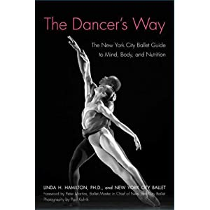 The Dancer's Way (book cover)