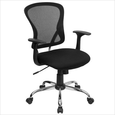 Green Mesh Executive Office Chair [H-8369F-GN-GG]