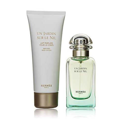 Hermes un jardin sur le nil set 50ml edt 75ml - Hermes un jardin en mediterranee body lotion ...