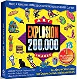 Art Explosion 200,000 (Jewel Case)