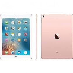 Apple iPad Pro 9.7 inch (256GB, Wifi+ Cellular, Rose Gold) 2016 Model