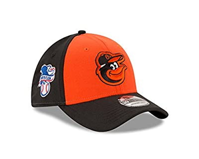 MLB Baltimore Orioles 2T Patched 39Thirty Stretch Fit Cap