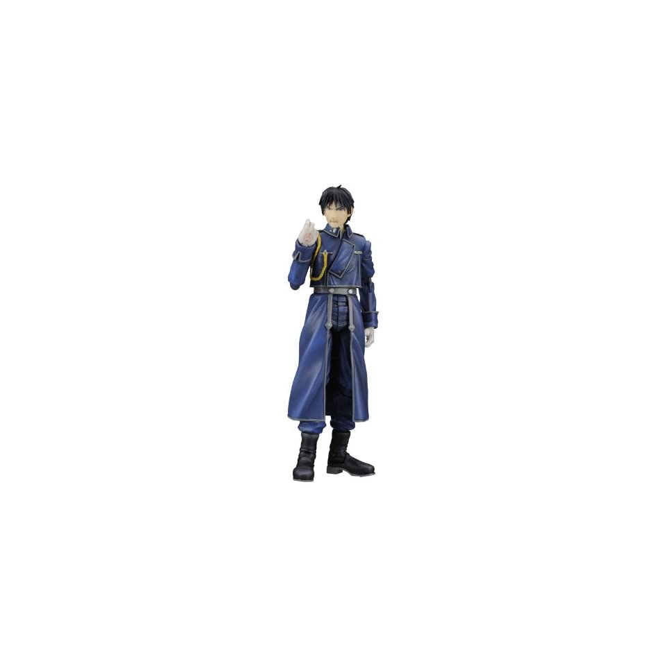 Fullmetal Alchemist Brotherhood Roy Mustang Play Arts Kai Action Figure