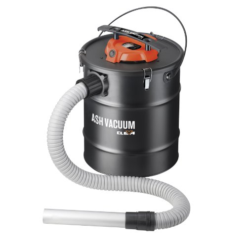 Cleva 5.8 Gallon, Ash Vacuum, EAT606S (Pellet Stove Vacuum Cleaners compare prices)