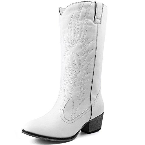 Women (White Sexy Boots)