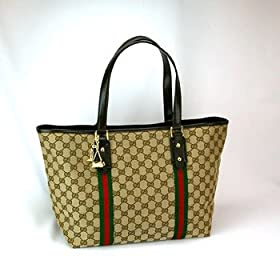 Gucci 'jolicoeur' large tote with double straps 139260