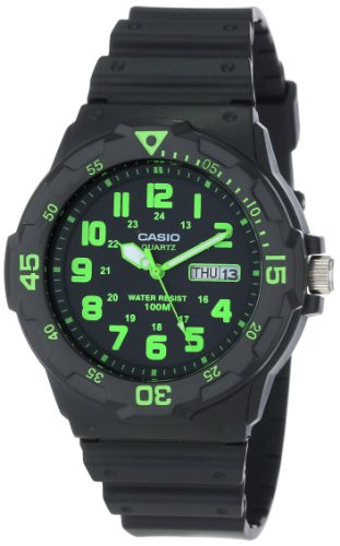 Casio Men's MRW200H-3BV Neo-Display Watch