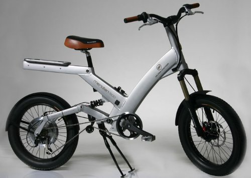 A2B Lithium Ion 7 Speed Electric Bicycle By Ultra Motor 500w/36v **Upto 40 Miles on a Charge