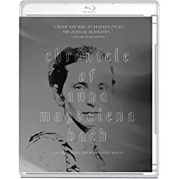 Chronicle Of Anna Magdalena Bach [Blu-ray]