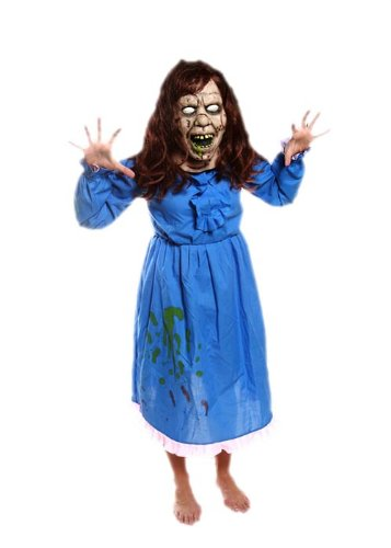 Exorcist Regan Costume Mask