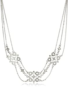 Nina 'Nicholett' Nicholett Crystal Necklace
