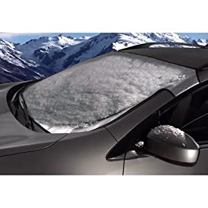 Ford 2010 to 2012 Mustang Custom Fit Auto Windshield Winter Snow Shade