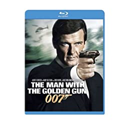 Man with the Golden Gun (50th Anniversary Repackage) [Blu-ray]