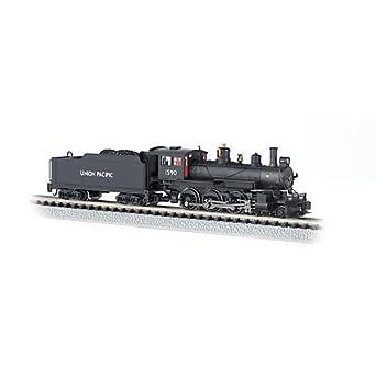 Amazon com bachmann industries baldwin 4 6 0 steam locomotive union