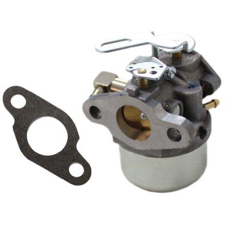 ZY Pack of Carburetor + Gasket for TECUMSEH 632107 640084A 640084B HSSK40 HSSK50 HS50 LH195SA (640084a Carburetor compare prices)
