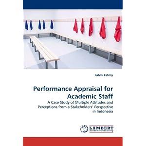 appraisal case study