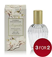 Floral Collection Magnolia Eau de Toilette 30ml