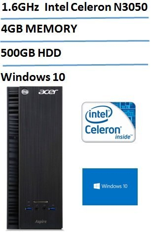 Newest-Acer-Aspire-XC-Compact-High-Performance-Desktop-Computer-Intel-Dual-Core-Processor-up-to-216GHz-4GB-RAM-500GB-Hard-Drive-DVDRW-HDMI-USB-30-Windows-10-Home-Certified-Refurbished