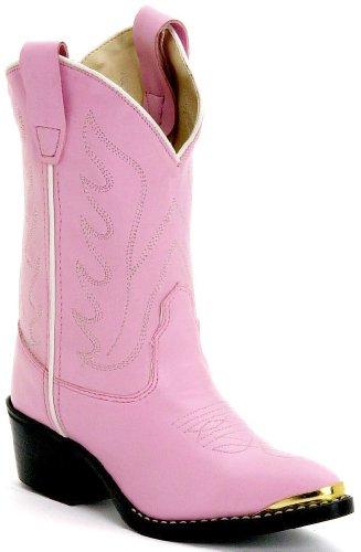 Girls Cowboy Boots Pink
