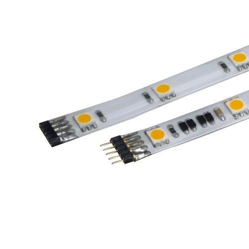 Wac Lighting Led-T24W-5-Wt Invisiled-Invisiled Pro Tape, White Finish