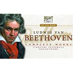 Beethoven: Complete Works(85枚組)のAmazonの商品頁を開く