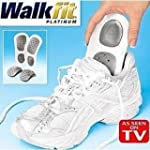 Walk Fit Platinum Insole Female 7-7.5...