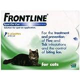 Frontline Spot On Cat 10% w/v Spot On Solution (6 pack)