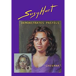Suzy Hart Demonstrates Pastels: Chevana