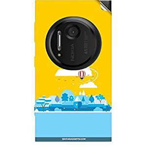 Skin4Gadgets Fly High Phone Skin STICKER for NOKIA LUMIA 1020