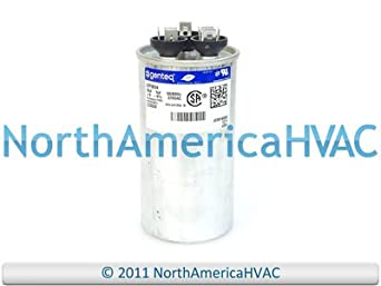 Intertherm Nordyne 35/5 uf MFD 370 Capacitor 620762