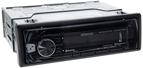 Kenwood - Cd - Built-in Bluetooth - Apple Ipod -ready - In-d