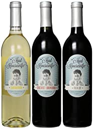 Mad Housewife Better Than Flowers Mixed Pack, 3 x 750 mL Wine