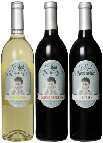 Mad Housewife Better Than Flowers Mixed Pack, 3 X 750 Ml