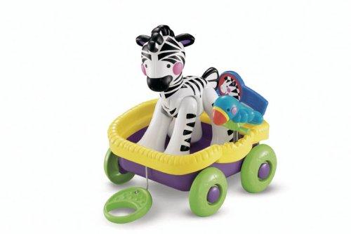Amazing-Animals-Zebra-and-Train-Car