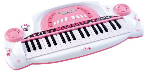 Smoby - 27276 - Instrument de Musique - Hello Kitty - Clavier Musical