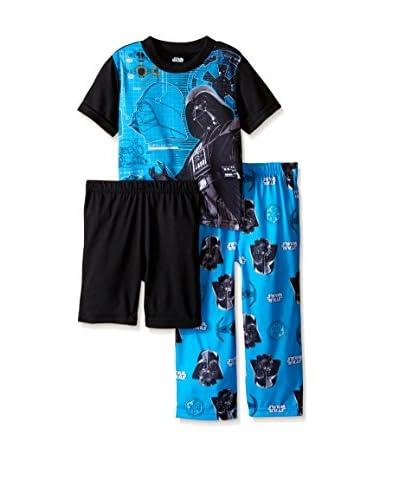 Star Wars Kid's Darth Vader 3-Piece Pajama Set