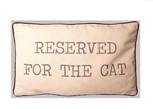 Sass & Belle vorbehalten für die Katze Kissen Bezug mit Innen