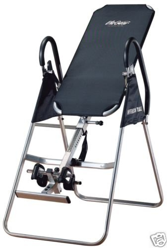 Inversion tables lifegear inversion table for Table inversion