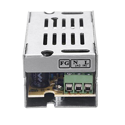 Docooler® Ac 100V¡«240V To Dc 12V 1A 12W Voltage Transformer Switch Power Supply For Led Strip