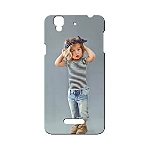 BLUEDIO Designer Printed Back case cover for Micromax Yu Yureka - G6662