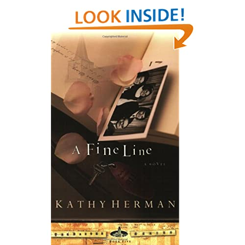 A Fine Line (The Baxter Series #5)