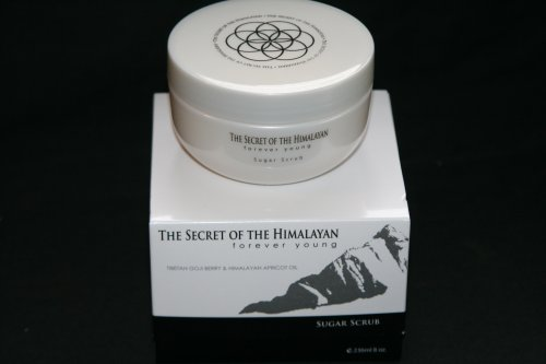 New Swisa Beauty Secret of the Himalayan Sugar Body Exfoliating Scrub