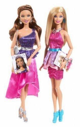 Barbie Baby Stroller