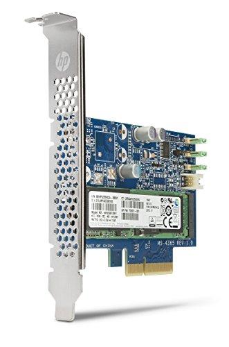 HP Turbo Drive 256Go PCIe SSD