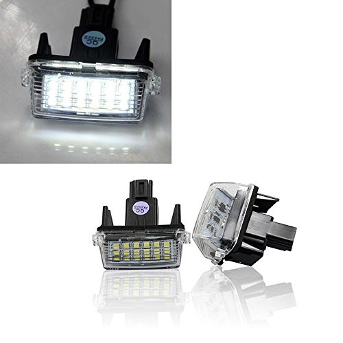 win-power-led-rear-licence-plate-lights-assembly-bar-white-no-error-lamp-18-smd-for-toyota-yaris-vio