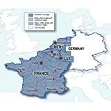 Garmin 010-11043-00 City Navigator Europe NT - Benelux/France